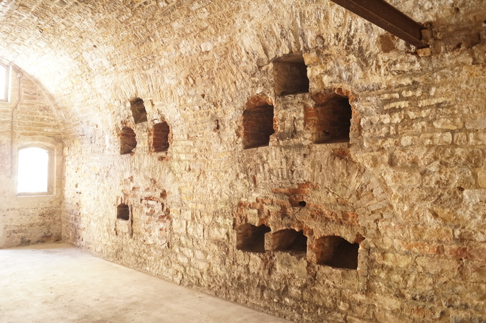 Journées du patrimoine 2019 - Fort de la Motte-Giron