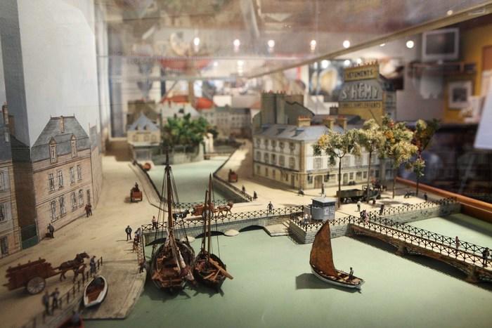 Journées du patrimoine 2019 - Visite libre de La Maison du Lougre de L'Odet