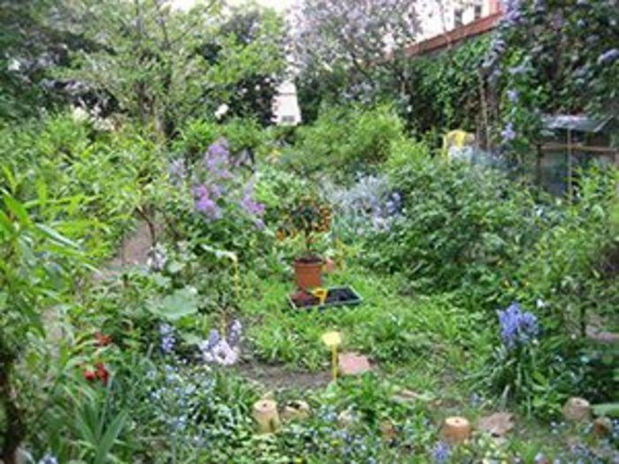 Journées du patrimoine 2019 - Visite du jardin Georgette Boeuf