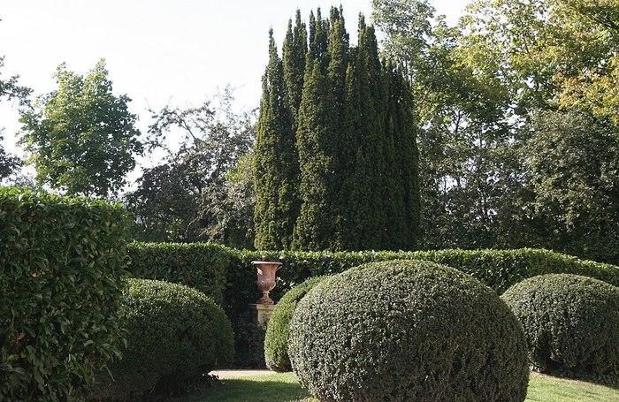 Journées du patrimoine 2020 - Visite libre des Jardins de la Croze