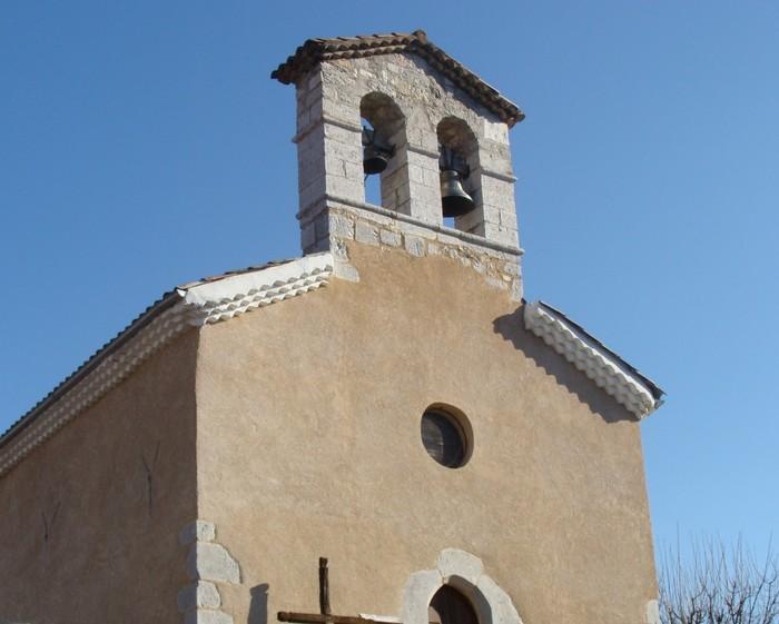 Journées du patrimoine 2020 - visite guidée de l'église de Chabestan
