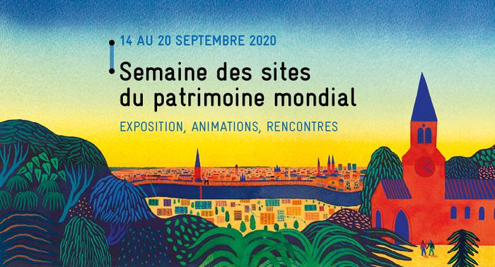 Journées du patrimoine 2020 - Annulé | Semaine des sites du patrimoine mondiale - remise des prix