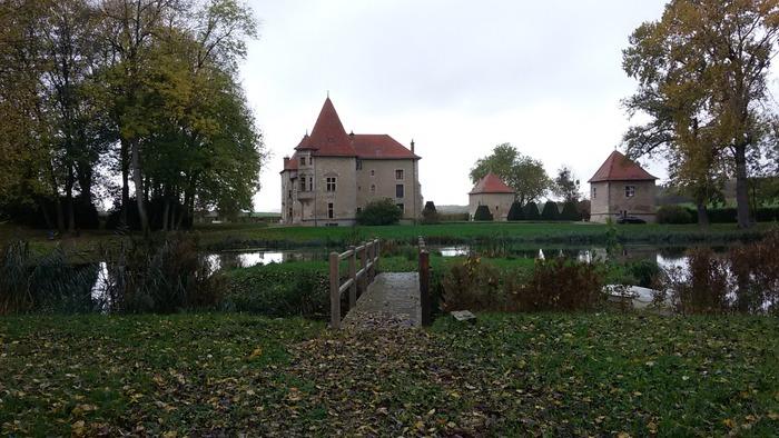 Journées du patrimoine 2019 - Visite guidée du chateau d'Hannoncelles