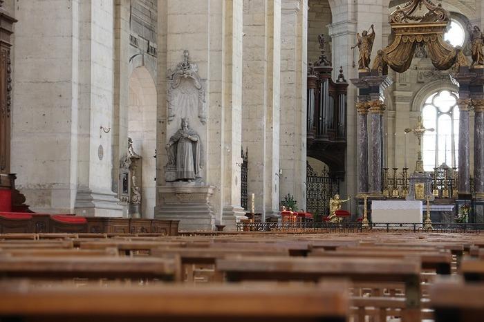 Journées du patrimoine 2019 - Visite guidée de la collégiale Notre Dame de l'Assomption