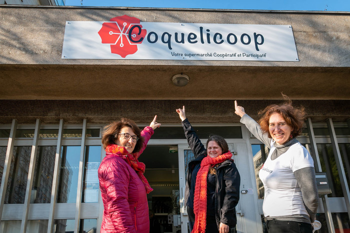Découvrir un magasin coopératif et participatif