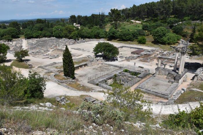 Journées du patrimoine 2020 - Annulé | Visite du site archéologique de Glanum