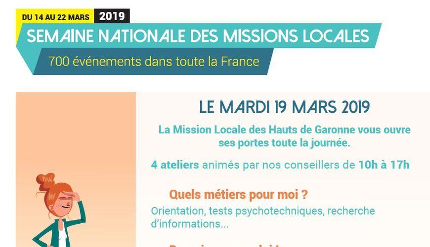 Journée portes ouvertes de la Mission Locale