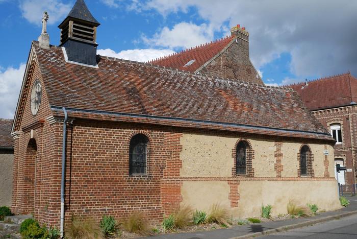 Journées du patrimoine 2020 - Visite libre de la chapelle Notre-Dame de Pitié