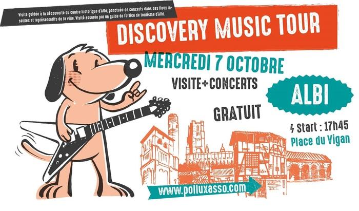 Mercredi 7 octobre 2020, visite et concerts