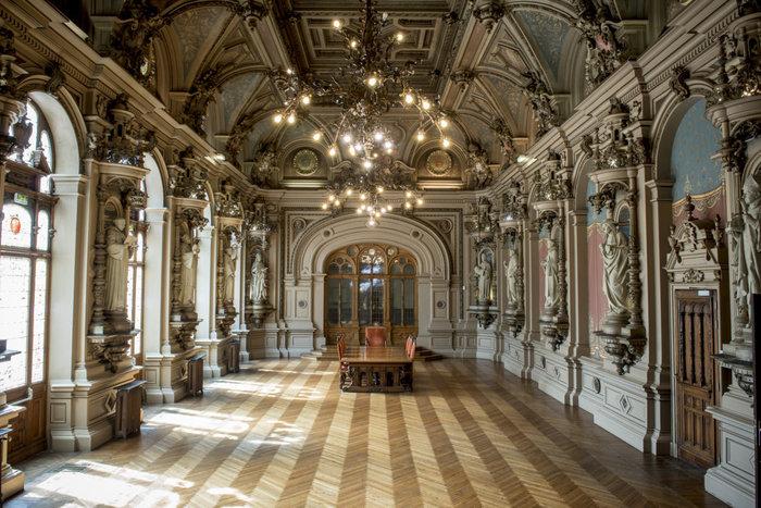 Journées du patrimoine 2019 - Visite guidée du Palais Bénédictine