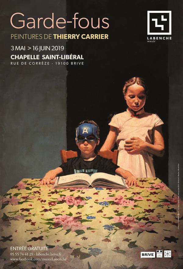 Nuit des musées 2019 -GARDE-FOUS