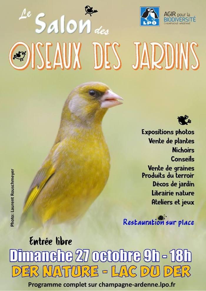 Le Salon des Oiseaux et des Jardins