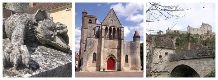 Journées du patrimoine 2019 - Circuit libre de visite du patrimoine de Mailly-le-Château