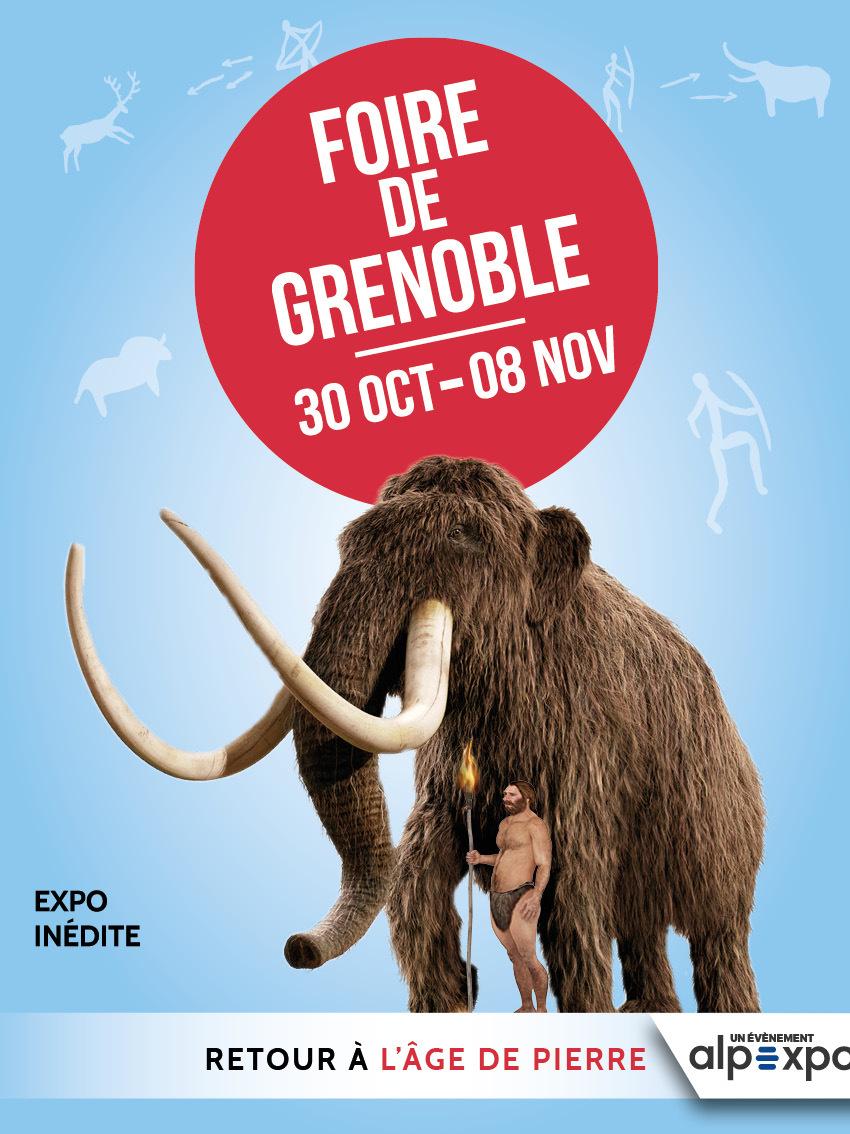 [Annulée] Foire de Grenoble - Stand Grenoble Alpes