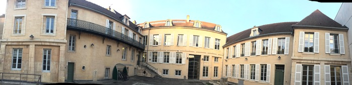 Journées du patrimoine 2019 - Visite de la Chambre régionale des comptes de Bourgogne-Franche-Comté