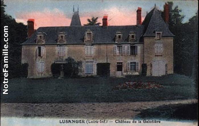 Journées du patrimoine 2020 - Chapelle de la Galotière