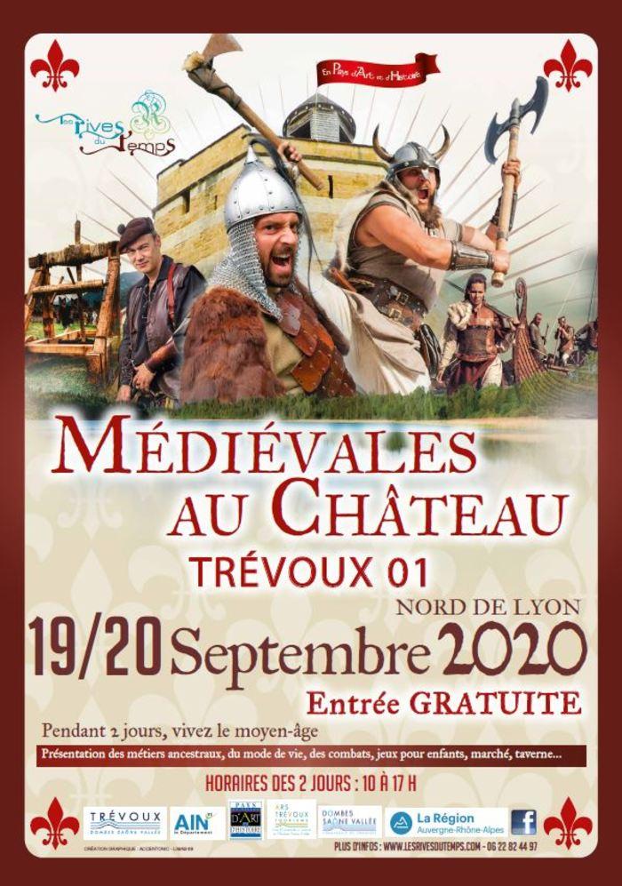 Journées du patrimoine 2020 - Fête médiévale à Trévoux