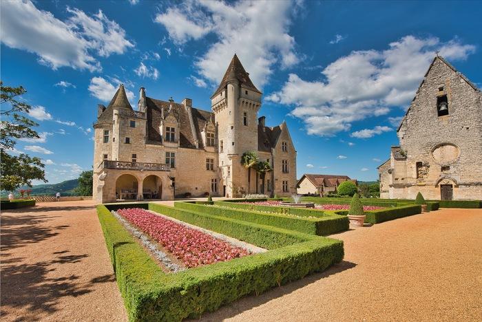 Journées du patrimoine 2019 - Découverte du château de Joséphine Baker !
