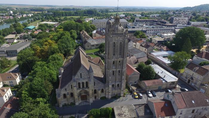 Journées du patrimoine 2020 - Visite de l'église Saint-Laurent (XIIe-XIIIe)