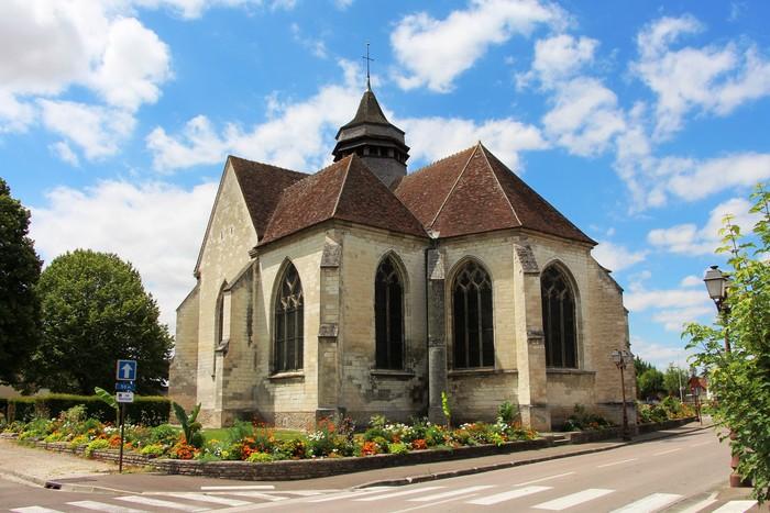 Journées du patrimoine 2019 - Visite commentée de l'église Saint-Luc
