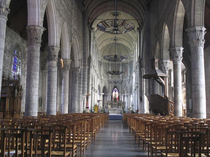 Journées du patrimoine 2020 - Visite libre de la Collégiale Saint Piat - Seclin