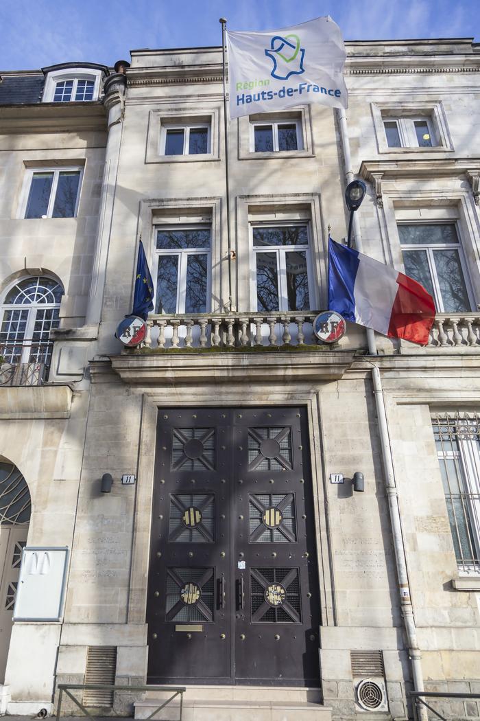 Journées du patrimoine 2020 - Visite guidée de l'Hôtel de Région Hauts-de-France