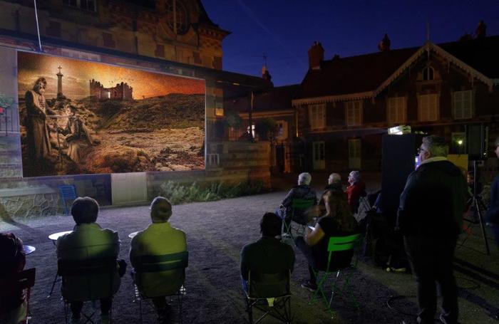 Journées du patrimoine 2020 - 3e Festival de l'Image Sonorisée