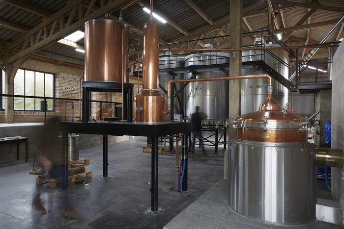 Journées du patrimoine 2020 - Distillerie d'Hautefeuille : visite guidée et dégustation