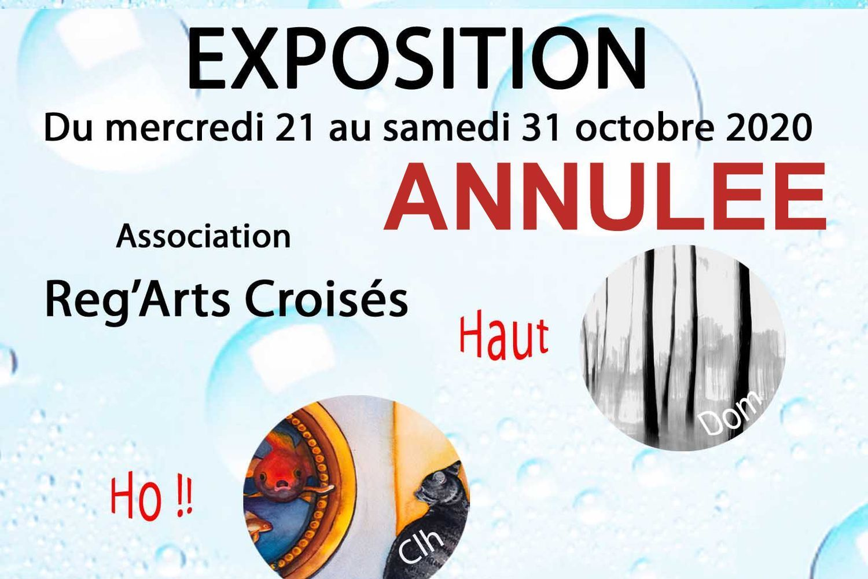 Exposition « Histoires D'… » ANNULEE
