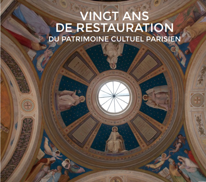 Journées du patrimoine 2020 - Exposition Patrimoine au square de la tour Saint-Jacques