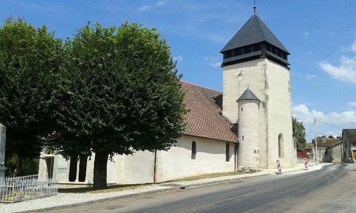 Journées du patrimoine 2019 - Visite de l'église Saint-Michel