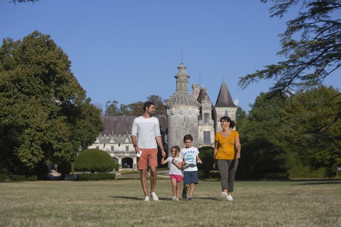 Journées du patrimoine 2020 - Le Château d'Usson, un château que l'on découvre en s'amusant !