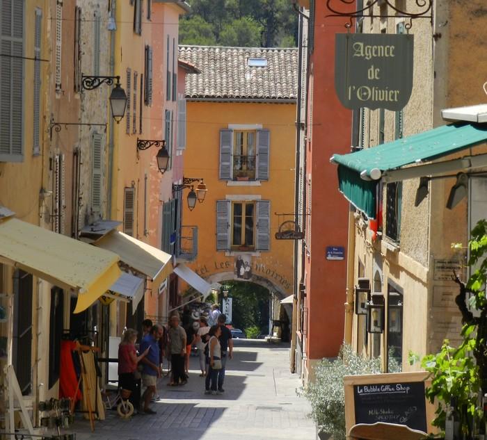 Journées du patrimoine 2019 - Visite guidée du village de Valbonne
