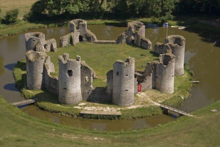 Journées du patrimoine 2020 - Découverte du château de Commequiers
