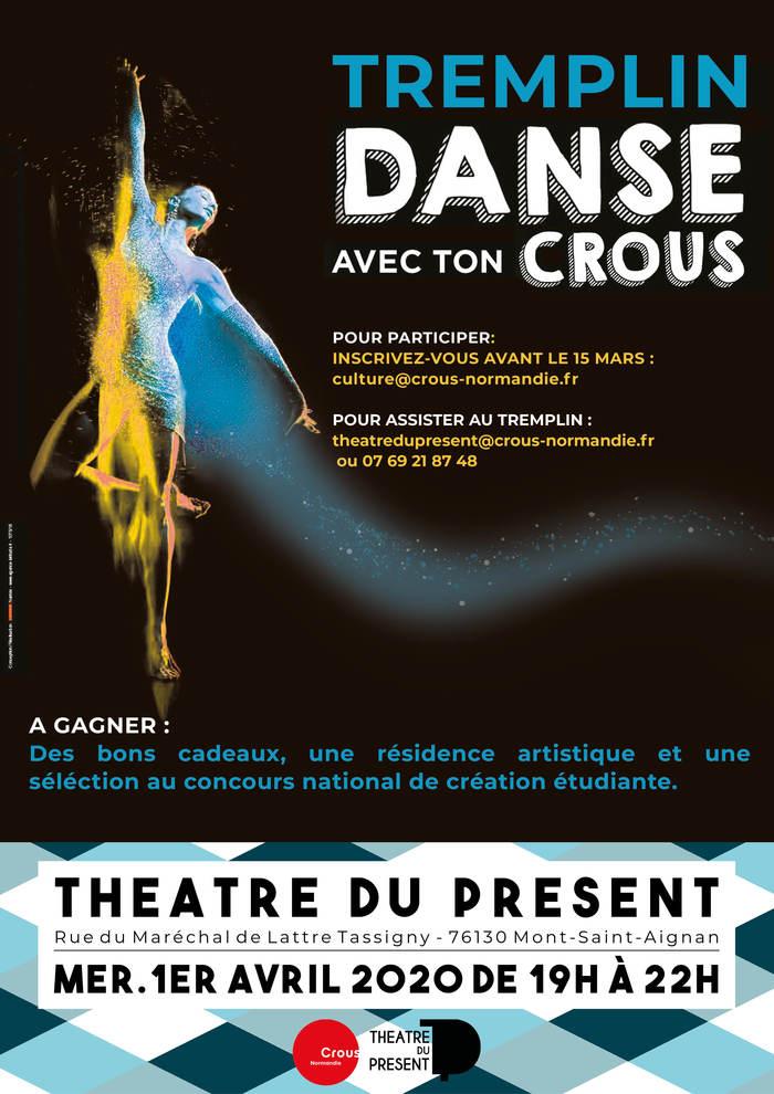 Tremplin Danse Crous Normandie