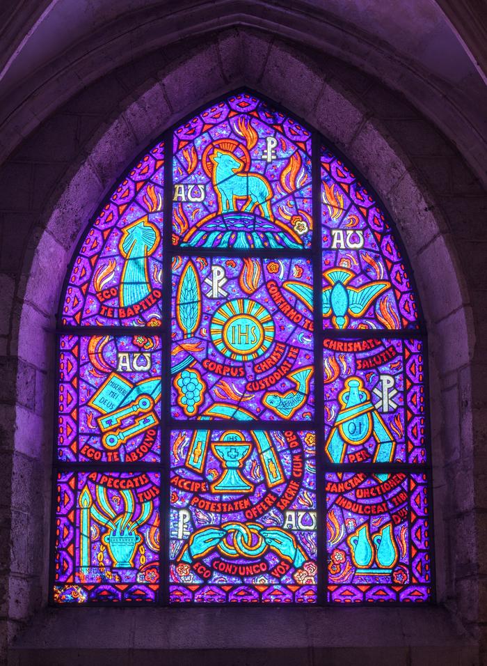 Journées du patrimoine 2019 - Visite guidée de l'église Saint-Hélier