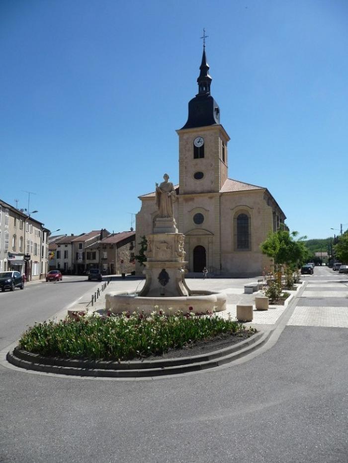 Journées du patrimoine 2019 - Visite guidée et commentée de Rosières-aux-Salines