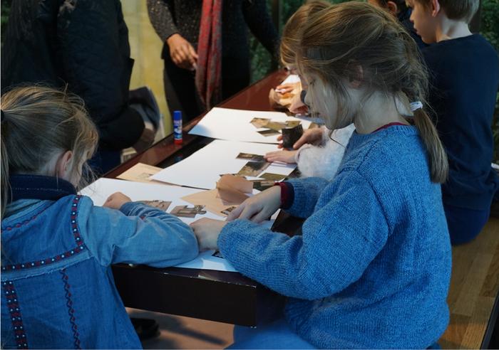 Journées du patrimoine 2020 - Atelier jeunesse