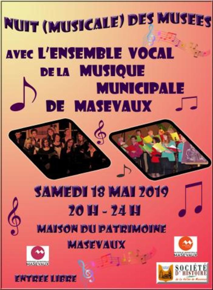 Nuit des musées 2019 -Nuit musicale
