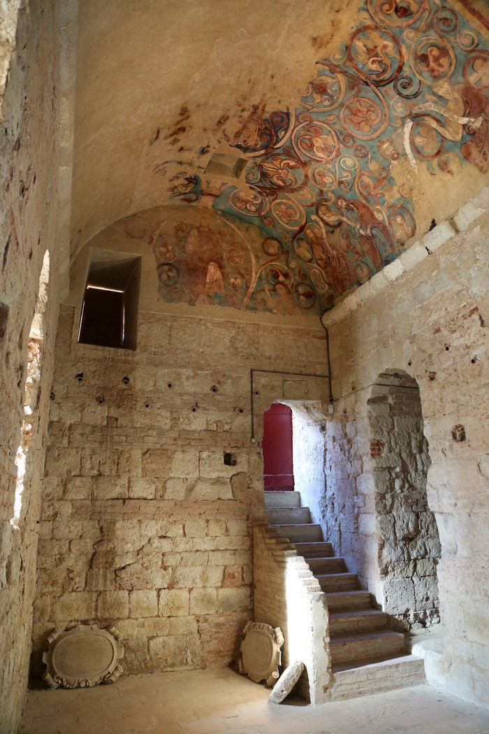Journées du patrimoine 2019 - Visite libre de la chapelle aux fresques romanes