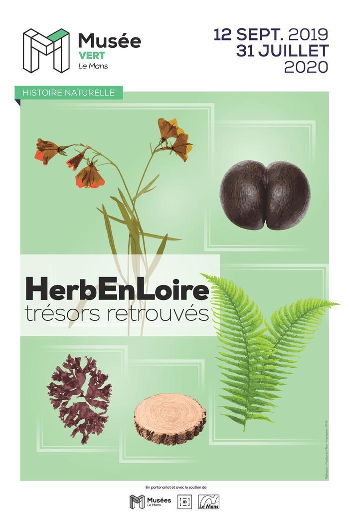 Journées du patrimoine 2019 - HerbEnLoire, trésors retrouvés