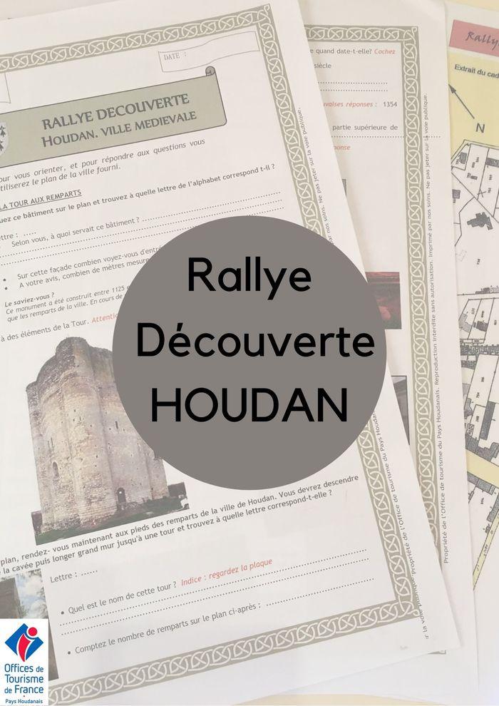 Journées du patrimoine 2020 - Rallye découverte de Houdan