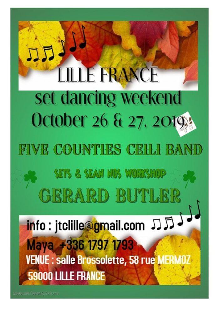 Festival Musique et Danses Irlandaises