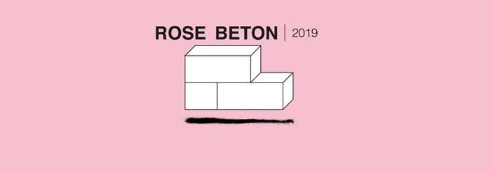 Rose Béton 2019