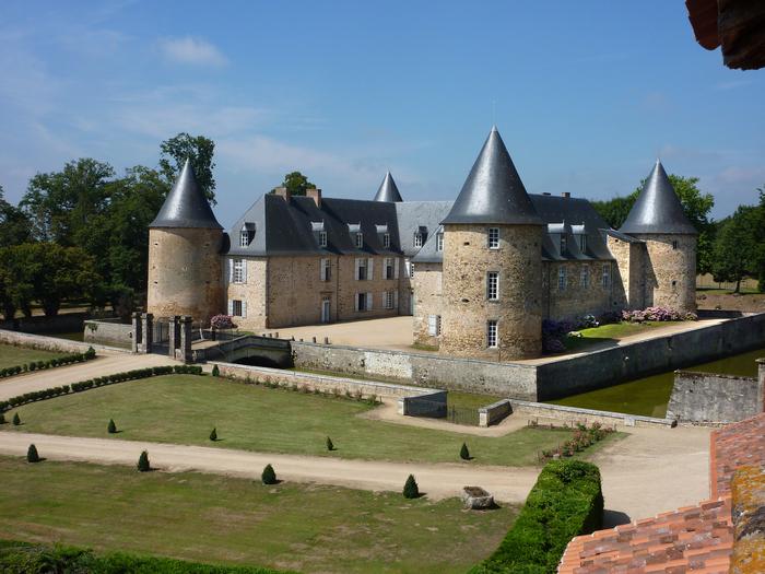 Journées du patrimoine 2020 - Découverte d'un château dont les origines remontent au XIe siècle !