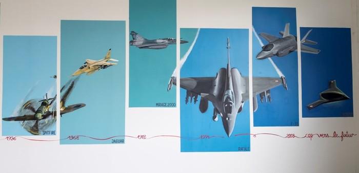 Journées du patrimoine 2020 - Découverte d'une école de formation dédiée à l'aéronautique militaire !