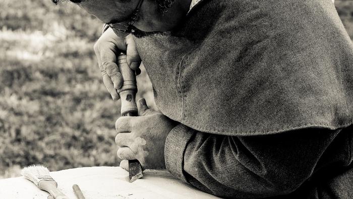 Journées du patrimoine 2019 - Le savoir-faire des tailleurs de pierre