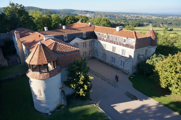 Journées du patrimoine 2020 - Visite libre du Château de Goutelas