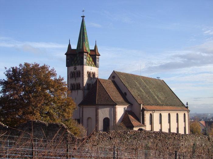Journées du patrimoine 2020 - Découverte de l'église Saint-Georges