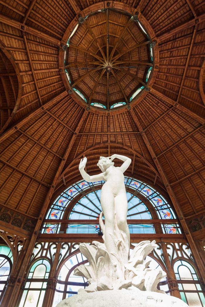 Journées du patrimoine 2020 - Visite libre de l'ancienne buvette Cachat